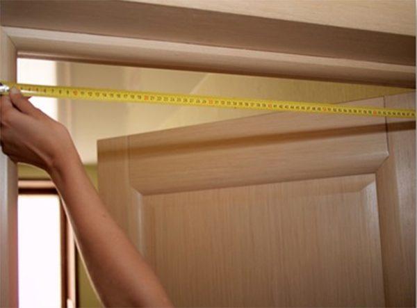 Размер проема для двери (2)