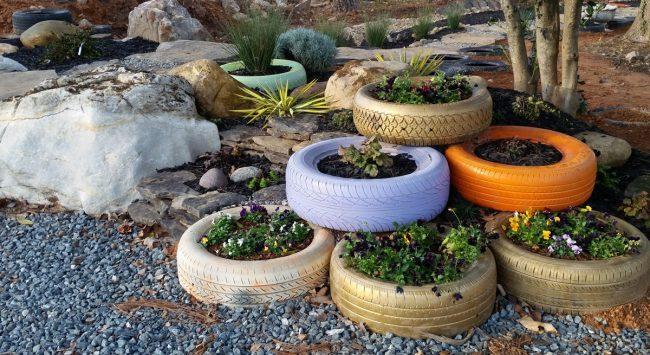 Необычные украшения для сада своими руками (100+ идей): оригинальные задумки и пошаговая реализация