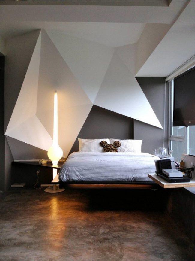 Спальные комнаты: как организовать интерьер в условиях ограниченного пространства и 85 лучших реализаций