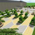 Ландшафтный дизайн пришкольного участка