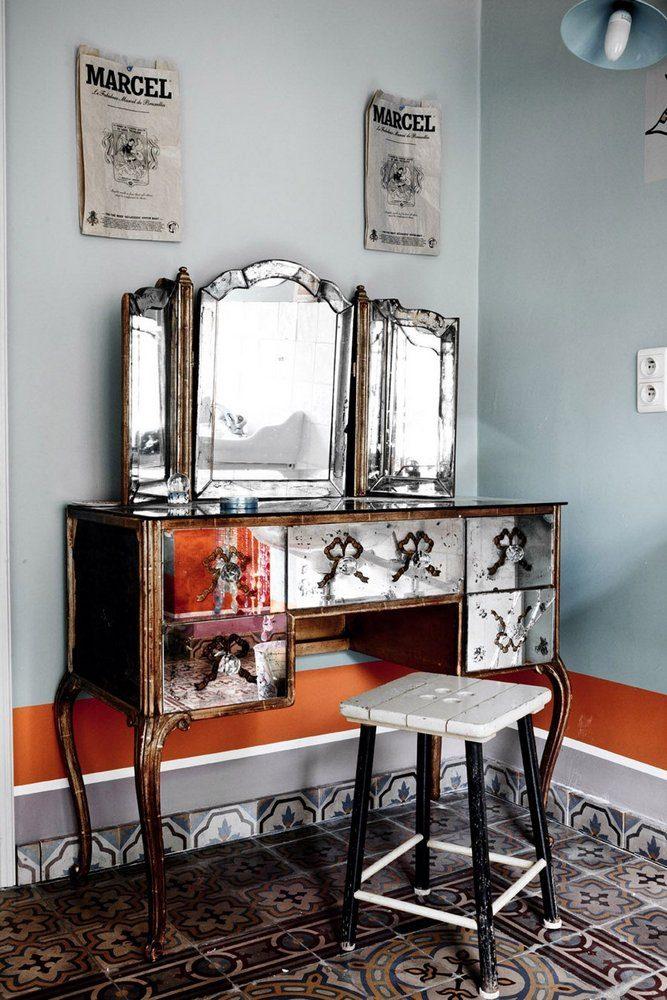 Трельяж с зеркалом: где разместить и 30+ элегантных в своей простоте моделей