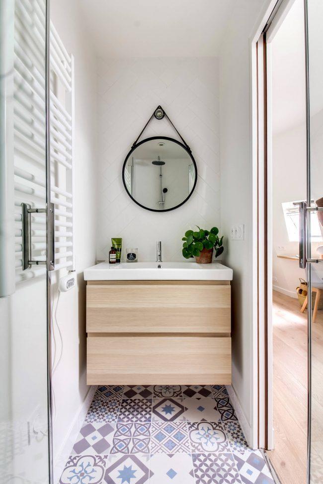 Дизайн ванной комнаты 5 кв. метров: 80+ стильных фотоидей для интерьера маленького санузла