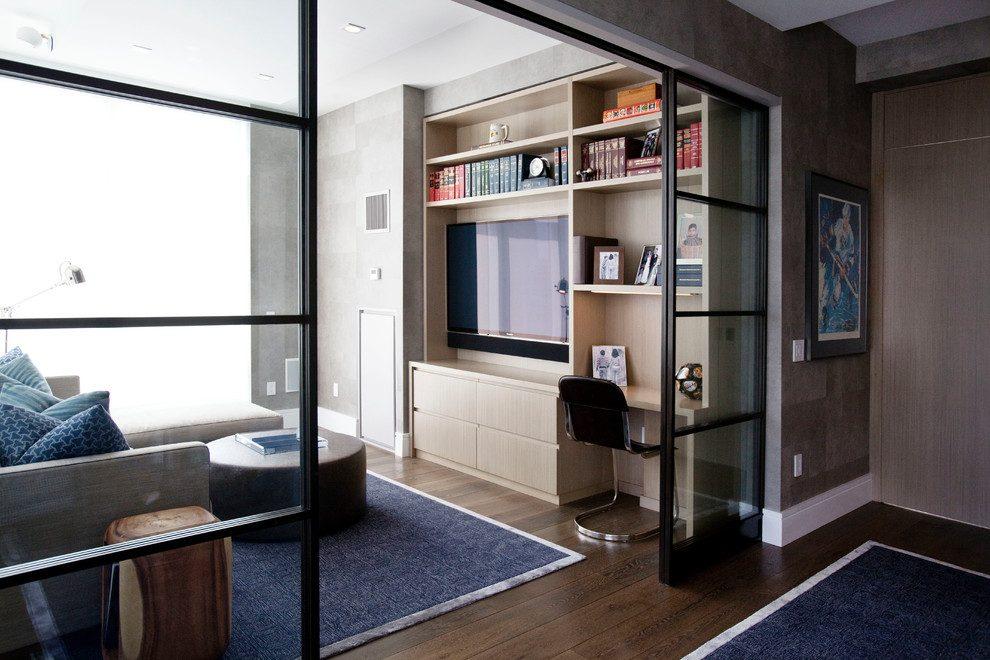 Стеклянные межкомнатные двери (80 фото): стильное решение интерьера