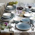 Столовый сервиз (65+ фото): рациональная практичность и роскошный декор