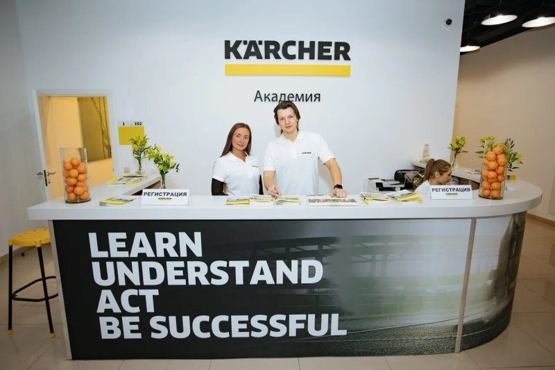 Часто задаваемые вопросы по продукции Керхер   Керхер