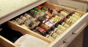 Хранение специй на кухне: 95+ функциональных идей для тех, кто привык к бескомпромиссному порядку