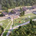 Реставрация Дворца пионеров на Воробьевых горах