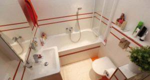 Дизайн маленькой ванны 3 квадрата с фотографиями