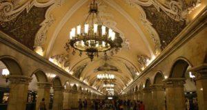 85 лет Московскому метрополитену. История строительства продолжается