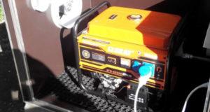 Как я сделал контейнер для генератора: пошаговая инструкция