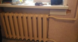 Как я менял радиатор