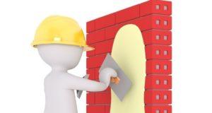 Штукатурка: гипсовая или цементная?