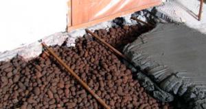 Как залить стяжку на балконе с керамзитом своими руками