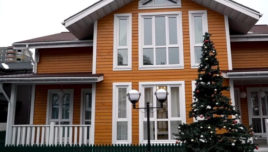 Жилой дом Боярин 4