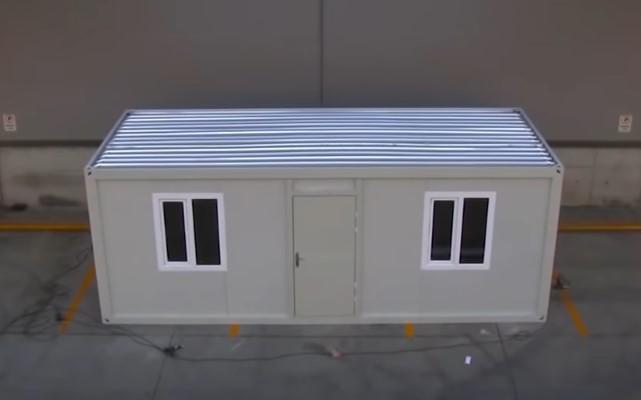 дом контейнер трансформер