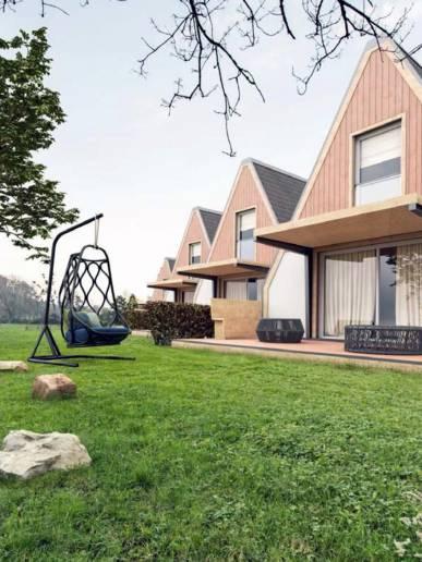 Модульные быстровозводимые жилые дома MADI