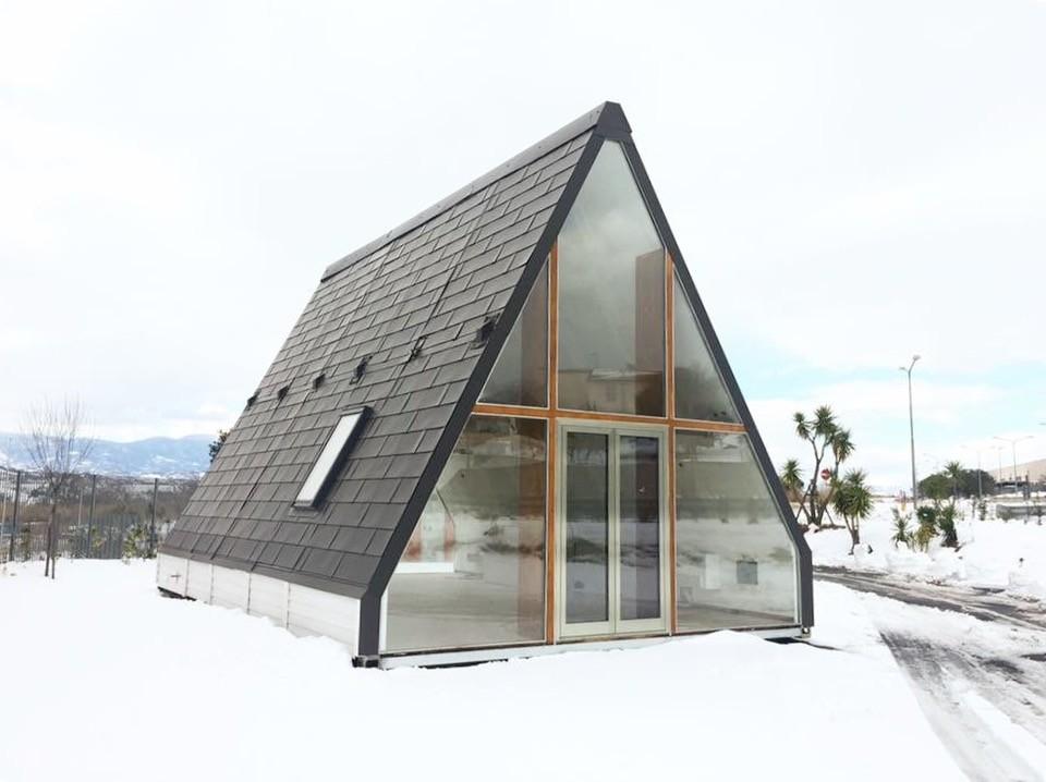 Готовый модульный дом MADI