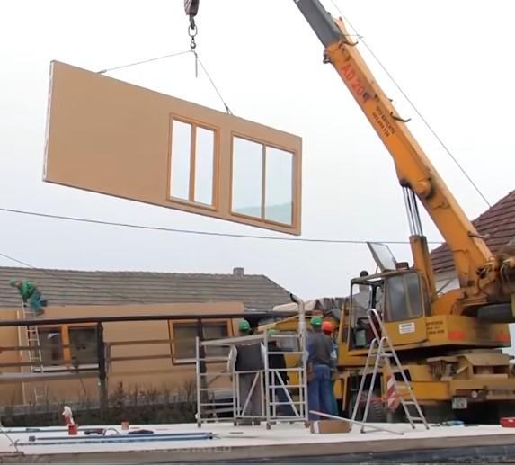 Современные методы строительства жилья, альтернативные технологии
