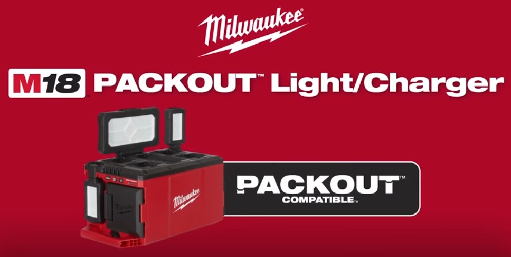 Milwaukee M18 PACKOUT